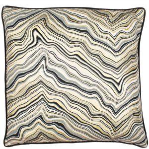 Black & Gold Cushion