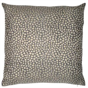 Leopard Gold Cushion