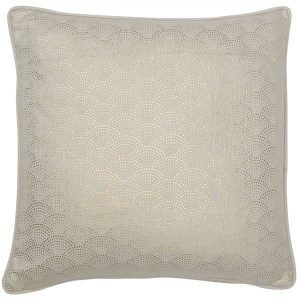 Gold Dots Cushion