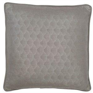 Malini Kennedy Silver Cushion
