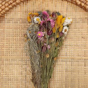 Dried Flower Mix Bouquet Multi
