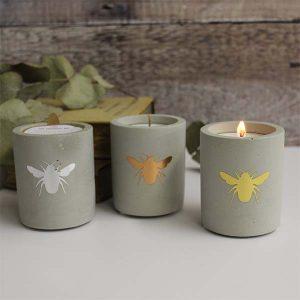 Bee Soy Wax Candle