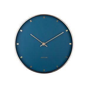 Karlsson Petite Wall Clock Blue