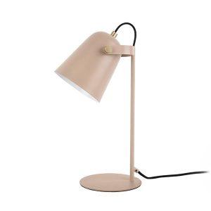 Sand Brown Table Lamp