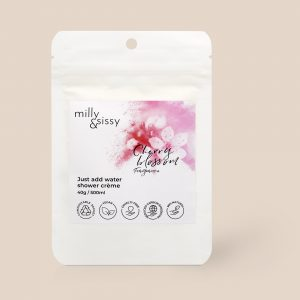Cherry blossom shower creme