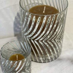 Crofton Glass Candle Holder