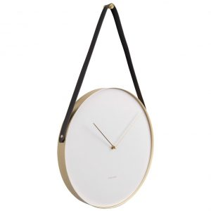 Karlsson Belt Wall Clock