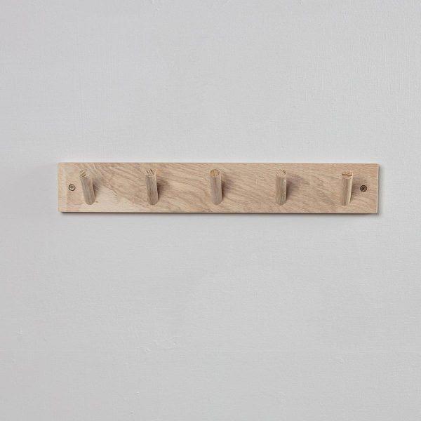 Oak Wall Hooks