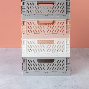 Folding Storage Crate