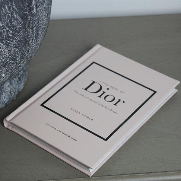Little Book Of Dior Coffee Table Book