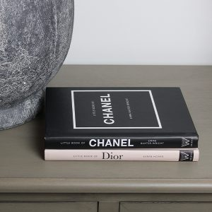 Little Book Of Chanel Coffee Table Book