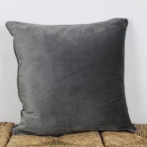 Luxe Grey Cushion Large