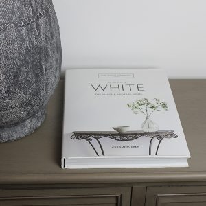 For The Love Of White Coffee Table Book