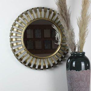 Mia Gold Wall Mirror