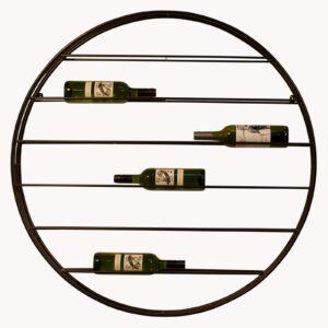 Portland Round Wine Rack